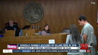 Prosecution shows Garibay caving to investigator