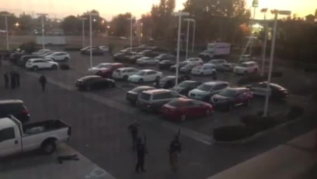 Reports Gunman At Bakersfield Heart Hospital Shot