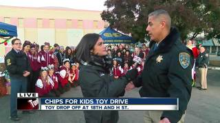 CHiPS for Kids Toy Drive at Target