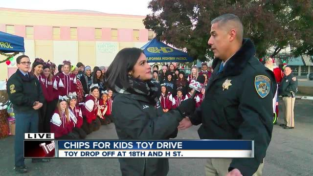 CHP-s CHiPS for Kids Toy Drive will run until Dec- 18