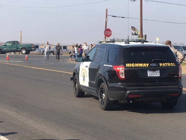 Arvin High School currently on lockdown