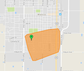 Power outage in Wasco affects more than 1,600