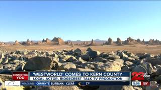"""Westworld"" wraps scenes near Ridgecrest"