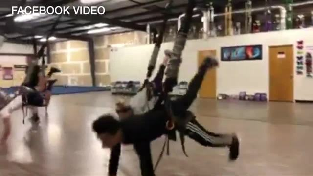 Gym in Kern County offers bungee jump workouts that burns fat fast-