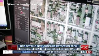 New technology to respond faster to gunshots