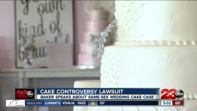 Judge ruled in favor of Christian baker of Tastries Bakery who refused…
