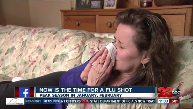 Iredell Health Department: It's not too late for your flu shot