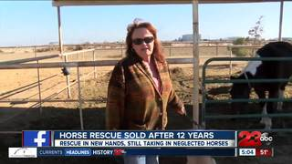 New owners take over Horse Rescue Ranch