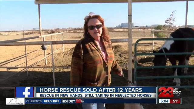 Bit-o-heaven Horse Rescue Ranch sold to new owners