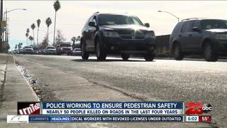 BPD responds to deadly year for pedestrians