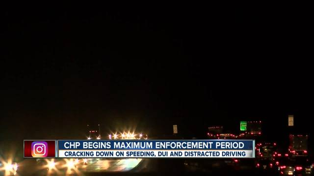 CHP ramps up enforcement as Christmas celebrations and travel kick off