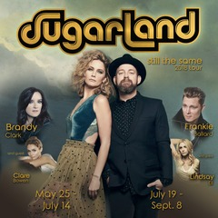 Sugarland tour headed to Bakersfield on June 15