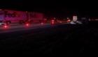 CHP on scene of accident near Highway 99 & Lerdo