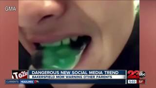 Tide Pod Challenge scares Bakersfield moms
