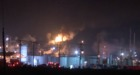 Crews contain fire at Kern Oil & Refining Co.
