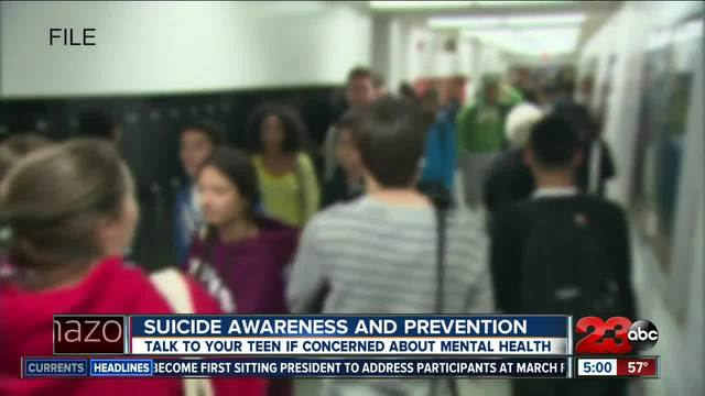 Call for more suicide prevention in wake of teenager-s suicide death