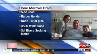 Bone marrow drive to help local man