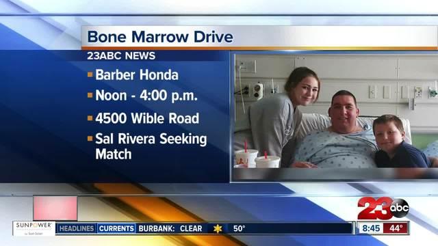 HAPPENING SATURDAY- Bone marrow drive held for local man fighting rare…
