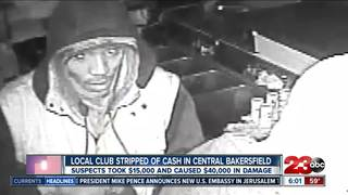 Thieves targeting Bakersfield strip clubs
