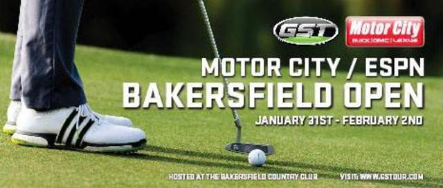 Motor city bakersfield open golf tournament kicking off at for Golden state motors bakersfield