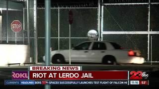 KCSO: Lerdo Jail under control