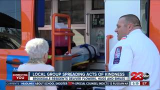 Local group spreads random acts of kindness