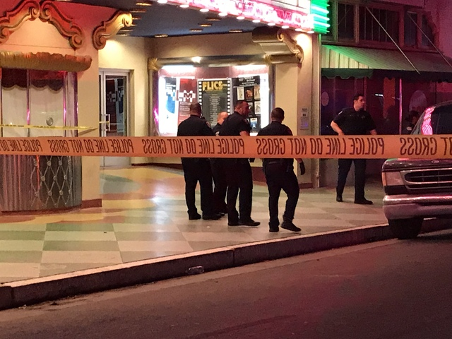 Deadly stabbing at Fox Theater