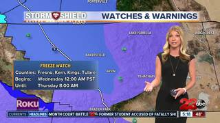 23ABC Storm Shield Forecast