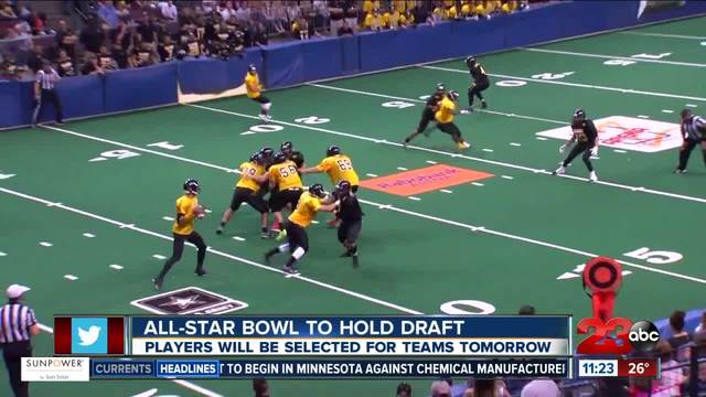 All-Star Bowl draft to be held on Wednesday