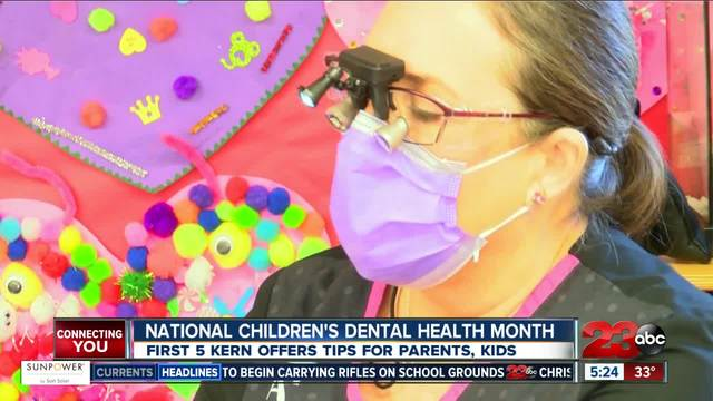 February is National Children-s Dental Health Month