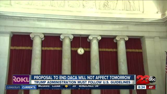 Deadline arrives to determine fate of 700000 young immigrants
