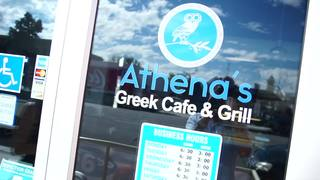 At The Table: Quick, Modern Greek at Athena's