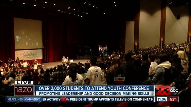 2018 Leaders in Life Youth Conference