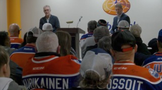 Oilers VP addresses concerns of Condors fans