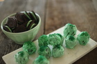 St. Patrick's Day Cookie Truffles