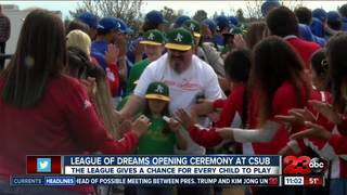League provides every child a chance to play