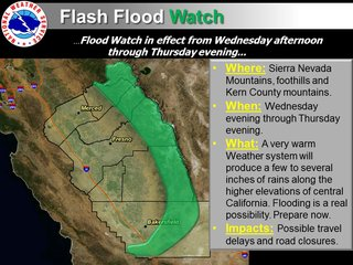Powerful storm expected in Kern County