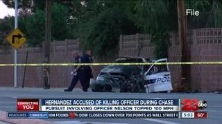 Speeds 100+ MPH during pursuit that killed cop