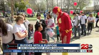 BHS invites BCSD students with autism to campus