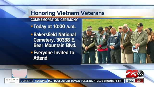 Salutes to Vietnam veterans slated for Thursday