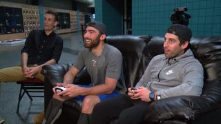 Condors play as themselves in video game NHL 18