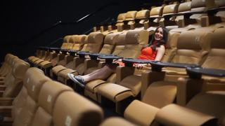 At The Table: Inside look of Studio Movie Grill
