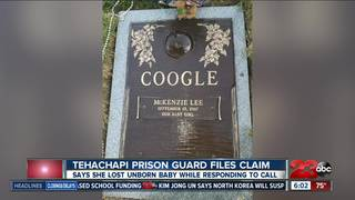Prison guard files claim for gender inequality