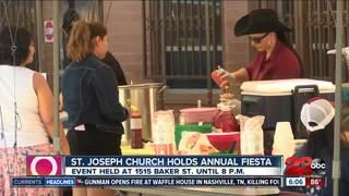 St. Joseph Church holds annual fiesta