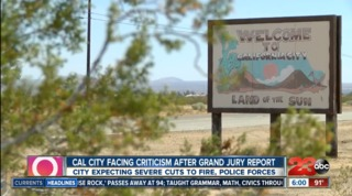 Scathing Cal City grand jury report released