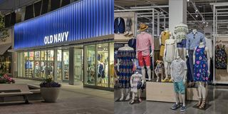 New Old Navy Opening in Bakersfield