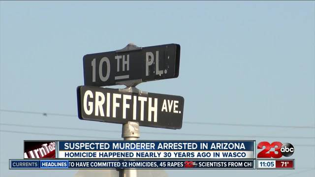 Murder suspect wanted by KCSO for 30 years captured in Phoenix- Ariz-