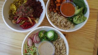 At The Table: Vegan Bowls at Better Bowls