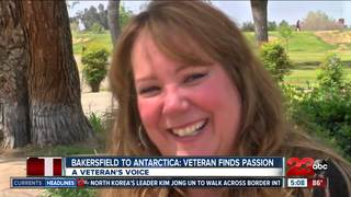 A Veteran's Voice: Navy vet Angela