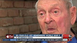 A Veteran's Voice: WWII vet Jim